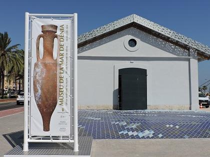 Apertura del Museo de la Mar de Dénia