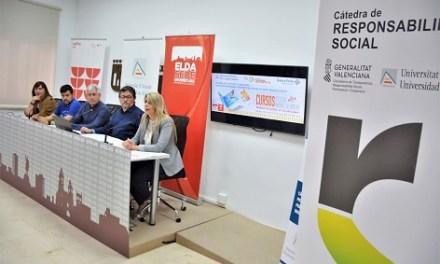 Elda acollirà dos cursos d'estiu de la Universitat d'Alacant en la Seu Universitària