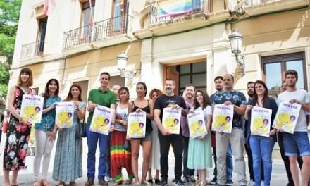 L'Ajuntament d'Elda se suma a la celebració del Dia Internacional de l'Orgull LGTBI