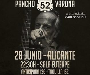 Pancho Varona y Ferran Exceso cierran la temporada de la Sala Euterpe