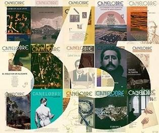 L'Institut de Cultura Gil-Albert celebra el 35 aniversari de la revista Canelobre amb una taula redona