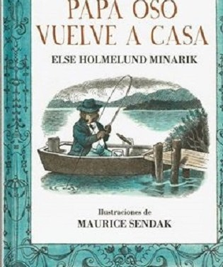Il·lustracions de Maurice Sendak per a PAPÀ OSSET TORNA A CASA de Else Holmelund