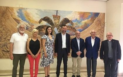 Francis Mojica, María José Boix i José Antonio Román formen la tripleta del Misteri de 2019
