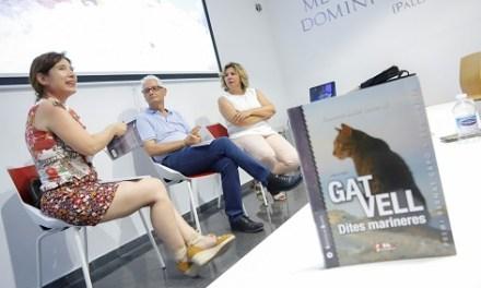 El Museo Villa Romana acogió la presentación del libro 'Gat Vell. Dites marineres' de Francesc Xavier Llorca Ibi