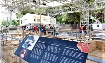 Cultura de l'Alfàs del Pi oferta oferta visitas guiadas al Museo Villa Romana de l'Albir durante el mes de julio