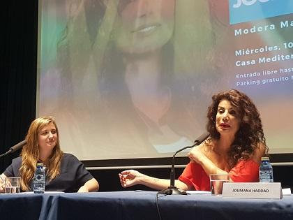 Joumana Haddad: literatura i llibertat en el seu desenvolupament humà