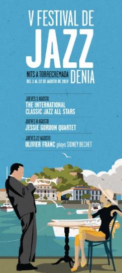 El Festival de Jazz de Dénia reafirma su apuesta por un estilo clásico y popular