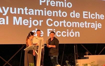 La clausura del Festival de Cinema Independent d'Elx amb la Palmera de Plata per a l'actriu catalana Assumpta Serna