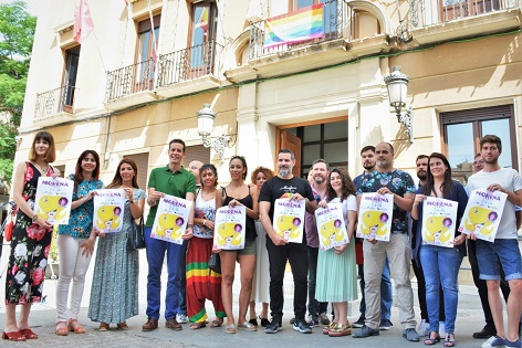 Elda celebrarà dissabte que ve l'Orgull LGTBI a través de la festa 'Mari Morena Party'