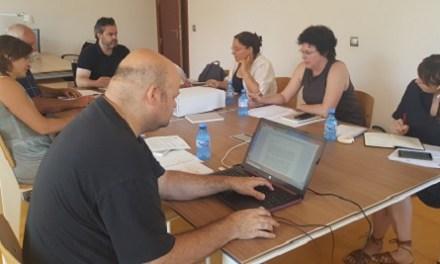 Se reúne el jurado de las ayudas 'Llançadora' del IVAM CADA Alcoi