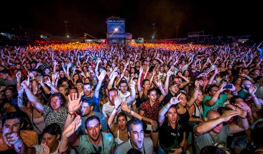 Vetusta y Fangoria cierran por todo lo alto la undécima edición de Low Festival