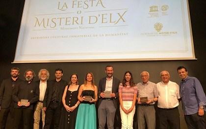 El Misteri ja compta amb el nou disc per a garantir la preservació de la Festa en alta qualitat
