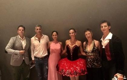 """Novelda, present en la """"Stars Gala"""" del campus internacional de dansa clàssica"""