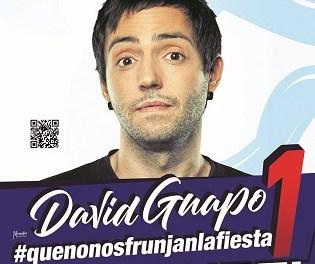 Doble ració de David Guapo en el Principal d'Alacant