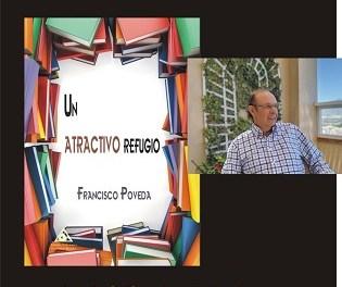 Francisco Poveda va presentar el seu llibre 'Un atractivo refugio' en la Seu Ciutat d'Alacant