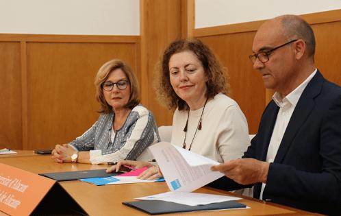 La Fundació Aquae i la Universitat d'Alacant impulsen projectes alineats amb els ODS i la lluita contra el canvi climàtic