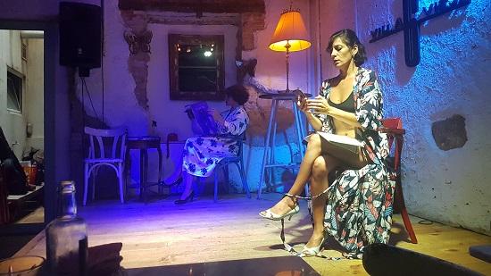 LA MUJER PUENTE, serial teatral en Villavieja 6 durante el mes de julio