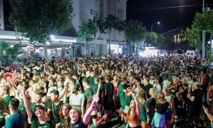 L'Albir celebró el verano con sus fiestas más populares