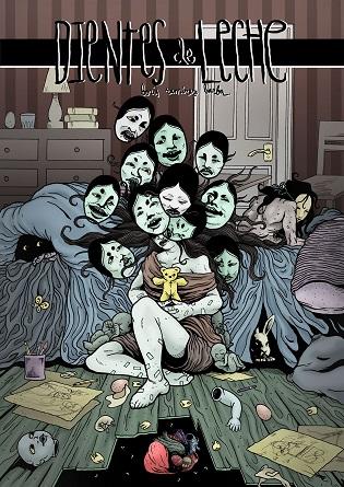 Dientes de Leche, la novela gráfica del alicantino Boris Ramírez