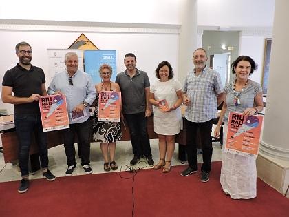 La programació del RIURAU FILM FESTIVAL 2019, Mostra Internacional de Curtmetratges