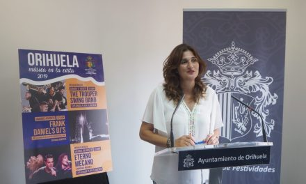 """El concert de """"Eterno Mecano"""" tanca aquest divendres l'edició de """"Oriola, música en la costa 2019"""""""