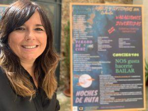 Concejala de Cultura y Juventud, Mar Ezcurra