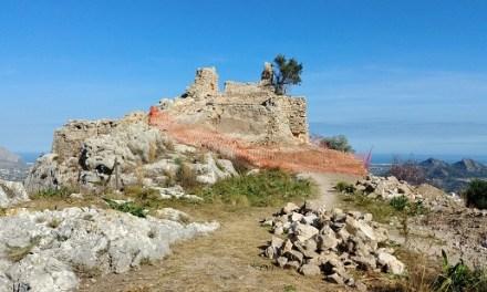 Comencen les obres de rehabilitació del Castell del Ocaive de Pedreguer