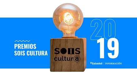 """Nous Premis """"Sois Cultura"""" per a revitalitzar als agents culturals de la província d'Alacant"""