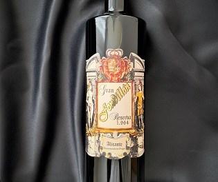 La guía Jancis Robinson considera los Fondillones uno de los mejores vinos del mundo