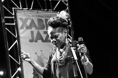 Catherine Russell cierra a lo grande la XIX edición del Xàbia Jazz