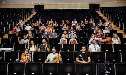 La orquesta ADDA Simfònica inicia un ciclo de conciertos en hospitales y centros sociales y de mayores