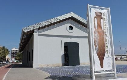 El Museu de la Mar de Dénia rep més de 67.000 visites des que va obrir les portes a mitjan del mes de juny