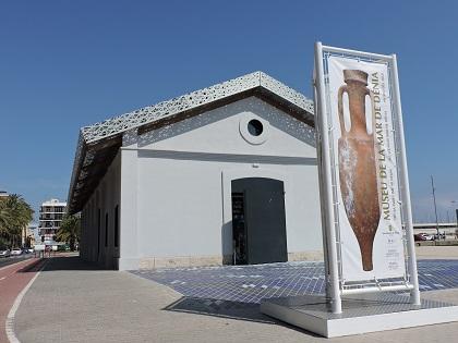 El Museo de la Mar de Dénia recibe más de 67.000 visitas desde que abrió las puertas a mediados del mes de junio