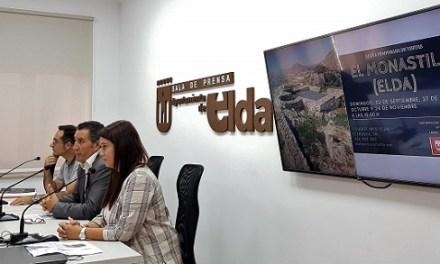 El Ayuntamiento retoma las visitas guiadas al yacimiento de El Monastil para poner en valor el patrimonio histórico eldense