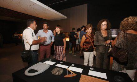 El MARQ arrancó su fin de semana de puertas abiertas para despedir la exposición 'Irán. Cuna de Civilizaciones'