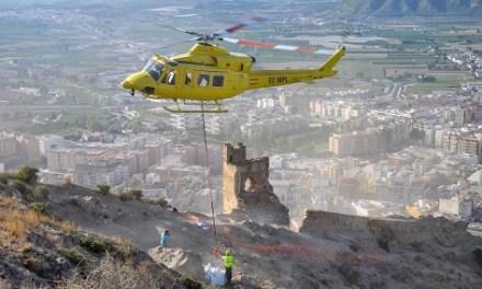 L'Ajuntament d'Oriola rep una subvenció de 40.000 euros per a la recuperació de la torre de la muralla