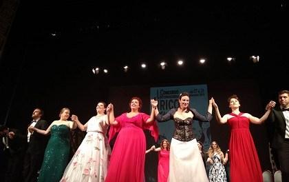"""Finaliza con un éxito rotundo el  """"I Concurso Lírico Internacional de Alicante"""""""