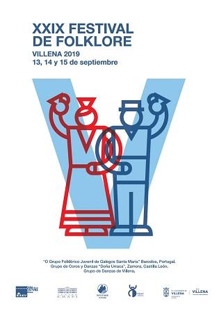 Arriba el XXIX Festival de Folklore a Villena