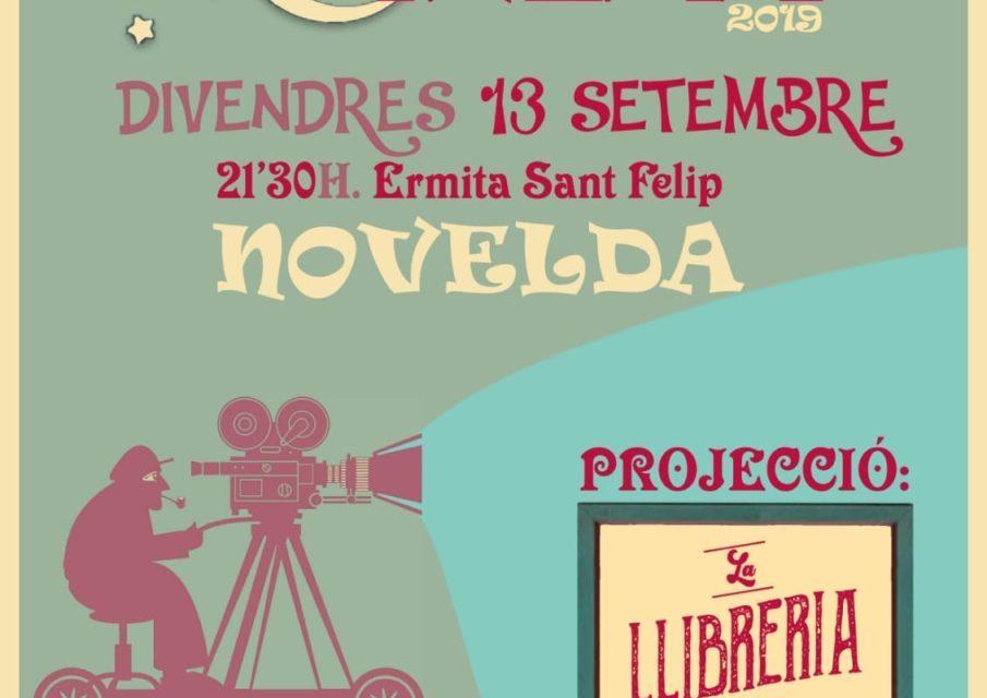 L'Ermita de Sant Felip acull una sessió de cinema a la fresca en valencià a Novelda