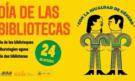 La Regidoria de Cultura d'Alacant celebra el Dia les Biblioteques sota el lema «Amb la igualtat de gènere»