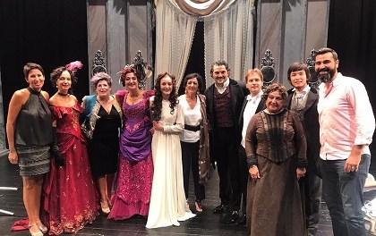 La Traviata de G. Verdi llena la sala sinfónica del Auditori Teulada Moraira
