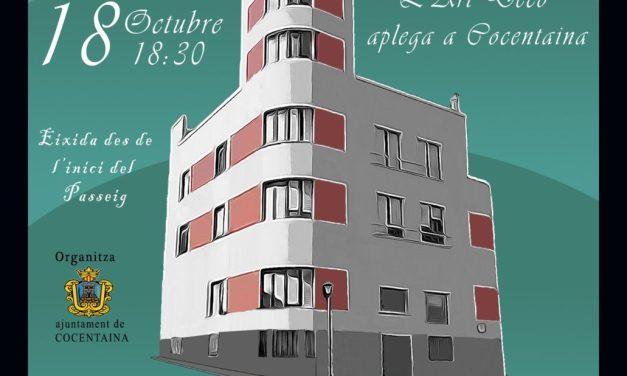 L'històric Edifici Merín de Cocentaina es posa en valor per la seua singularitat