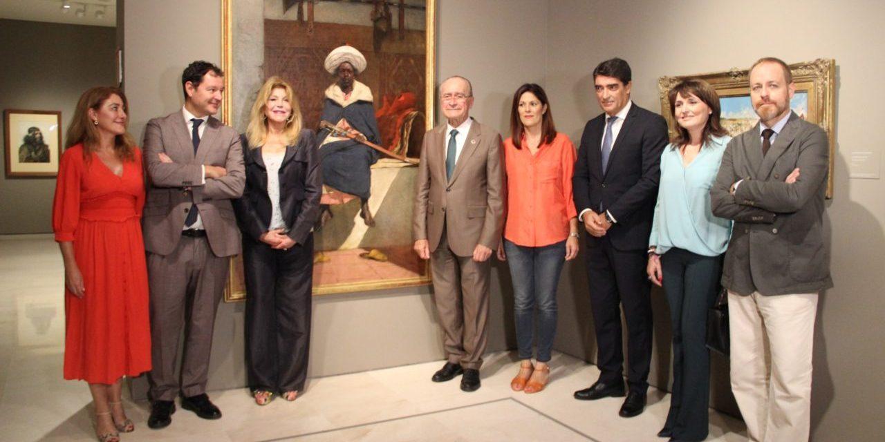 La Diputación de Alicante cede una obra del Mubag al Museo Carmen Thyssen para una exposición temporal