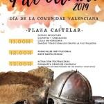 El Ayuntamiento de Elda celebra el 9 de Octubre con una recreación de la Conquista del Reino de Valencia