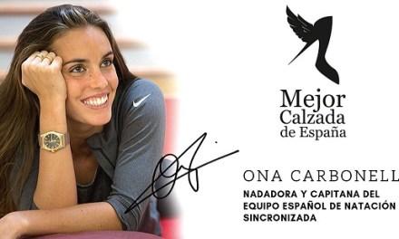 Ona Carbonell recibirá el Premio Mejor Calzada de España el 12 de noviembre acompañada de Modesto Lomba y Hannibal Laguna