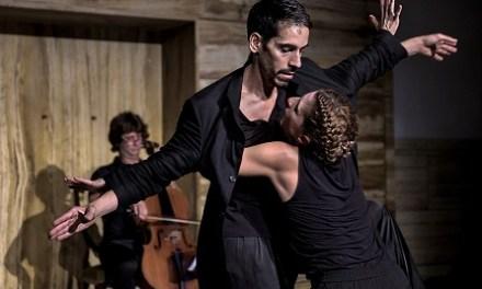 Lleno absoluto en el estreno nacional del último montaje de la bailarina y coreógrafa Asun Noales