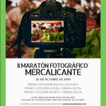 Maratón Fotográfico de Mercalicante para promocionar el comercio de proximidad