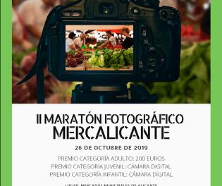 Marató Fotogràfic de Mercalicante per a promocionar el comerç de proximitat