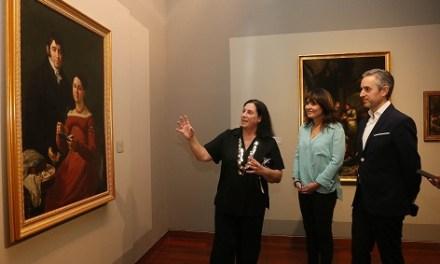 El MUBAG recupera i posa en valor la trajectòria de Vicente Rodes amb una exposició inèdita del retratista alacantí