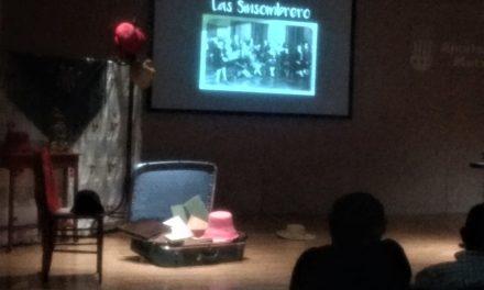 Celebració del dia de les Escriptores a Mutxamel: Las Sin Sombrero